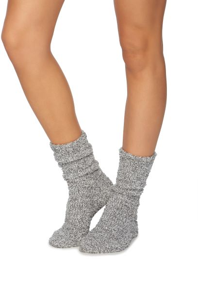 Barefoot Dreams Barefoot Dreams Cozychic Women's Heathered Socks