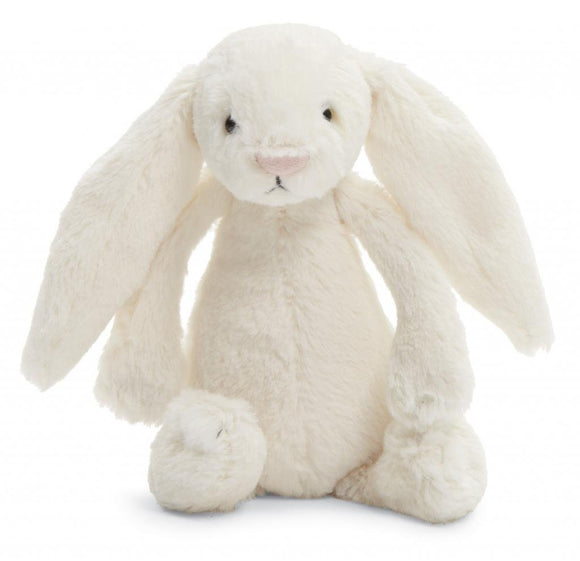 Jellycat Bashful Cream Bunny - 15
