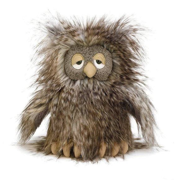 Jellycat Mad Pet Orlando Owl - 9