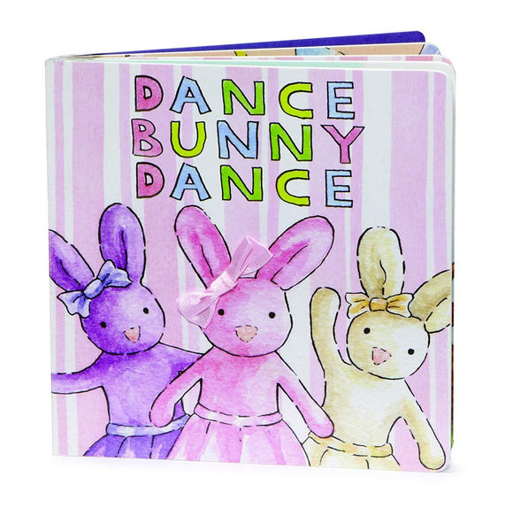 Jellycat Board Books, Dance Bunny Dance - 9