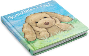 Jellycat Sometimes I Feel Book -  - SierraLily