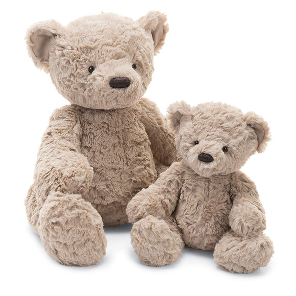 Jellycat Bertie Bear Tan - 15