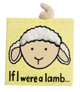 Jellycat If I Were A Lamb -  - SierraLily