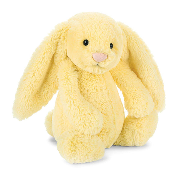 Jellycat Bashful Lemon Bunny - 12