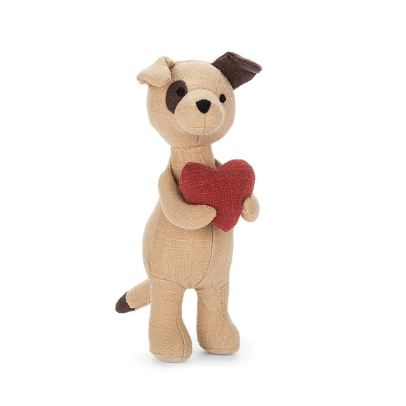 Jellycat Mini Messenger Puppy - 6.5