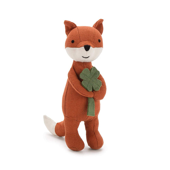 Jellycat Mini Messenger Fox - 6.5