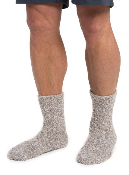Barefoot Dreams COZYCHIC® HEATHERED MEN'S SOCKS