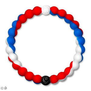 Wear Your World Lokai USA Bracelet - Jewelry - SierraLily