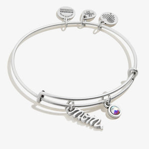 Mom Duo Charm Bangle - Jewelry - SierraLily