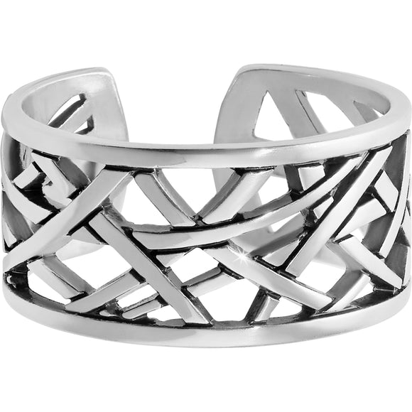 Christo Meridian Zenith Narrow Ring - Jewelry - SierraLily
