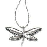 Brighton Trust Your Journey Dragonfly Reversible Necklace