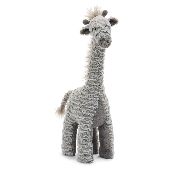 Jellycat Joey Giraffe Grey - 9