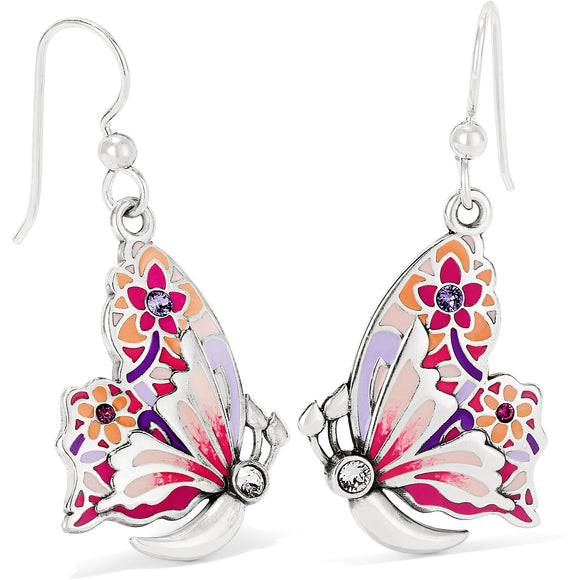 Brighton Wingfield French Wire Earrings