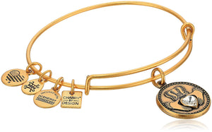 Alex and Ani Charity By Design, Claddagh Bangle Bracelet - Jewelry - SierraLily
