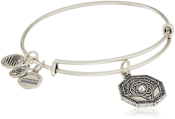Alex and Ani Bridesmaid Bangle Bracelet Silver - Jewelry - SierraLily