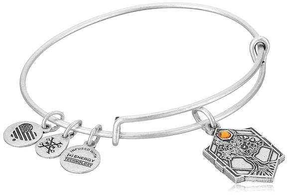 Alex and Ani Tree of Life IV Bangle Bracelet - Jewelry - SierraLily
