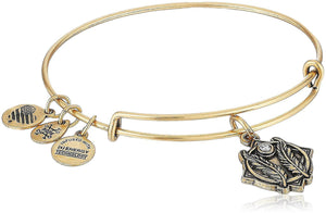 Alex and Ani Godspeed II Bangle Bracelet Expandable - Jewelry - SierraLily
