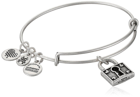 Alex and Ani Unbreakable Love Adjustable Bangle Bracelet - Jewelry - SierraLily