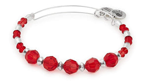 Alex and Ani Swarovski Poppy Bangle - Jewelry - SierraLily