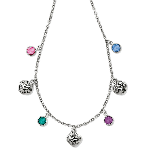 Elora Gems Short Necklace - Jewelry - SierraLily