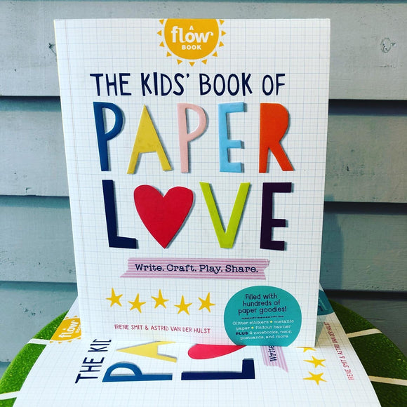 Kids Book of Paper Love - Home & Gift - SierraLily