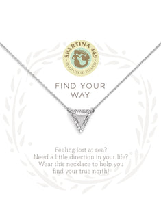 Sea La Vie Find your Way Arrow Necklace - Jewelry - SierraLily