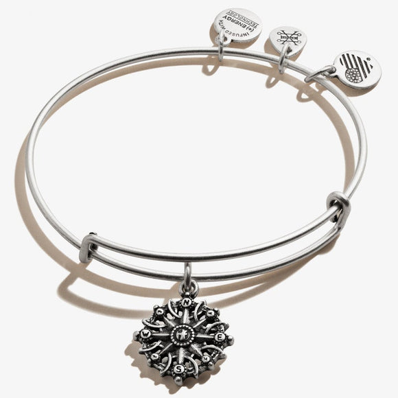 Alex and Ani Compass Bracelet