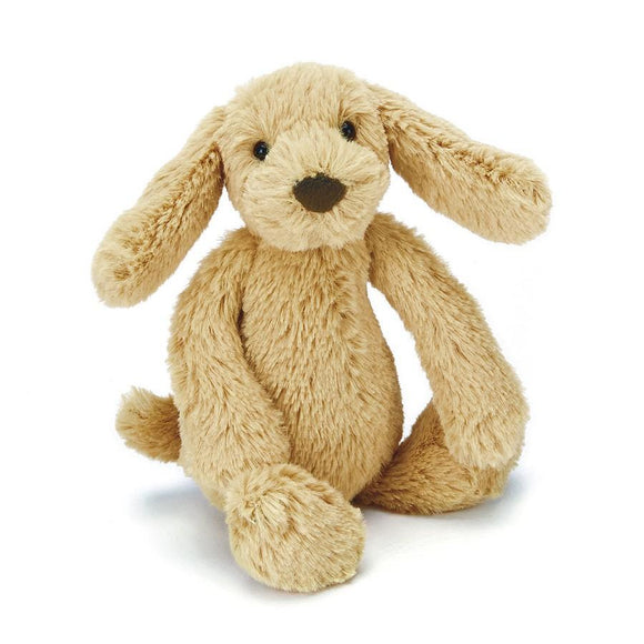 Jellycat Bashful Toffee Puppy - 12