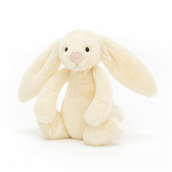 Jellycat Bashful Buttermilk Bunny-7""