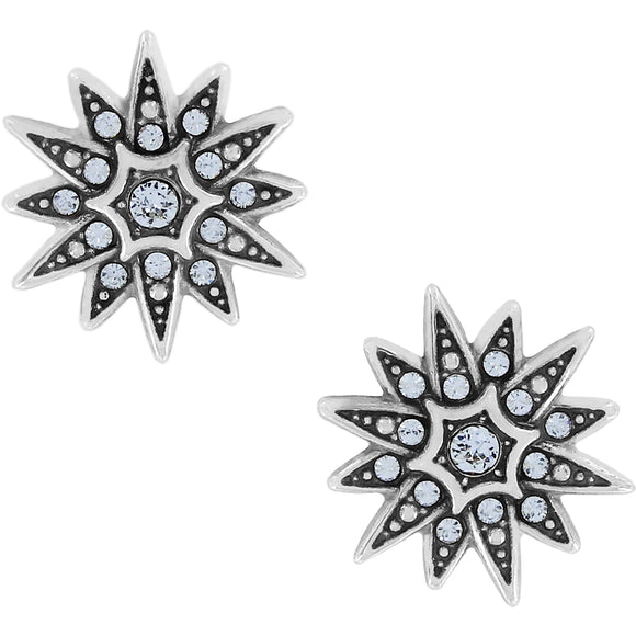 Contempo Starburst Post Earrings - Jewelry - SierraLily