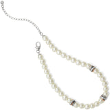 Brighton Neptune's Rings Pearl Short Necklace