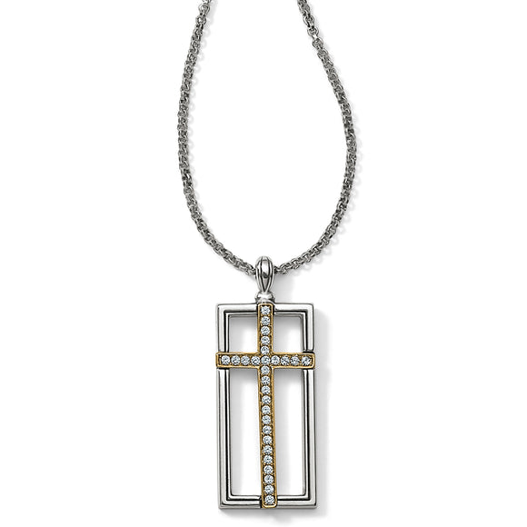 Brighton Holy Cross Necklace
