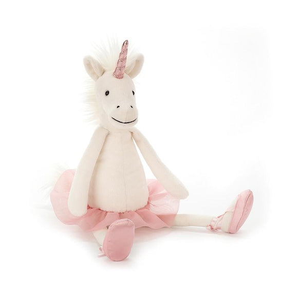 Jellycat Dancing Darcey Unicorn Small - Children, Baby - SierraLily