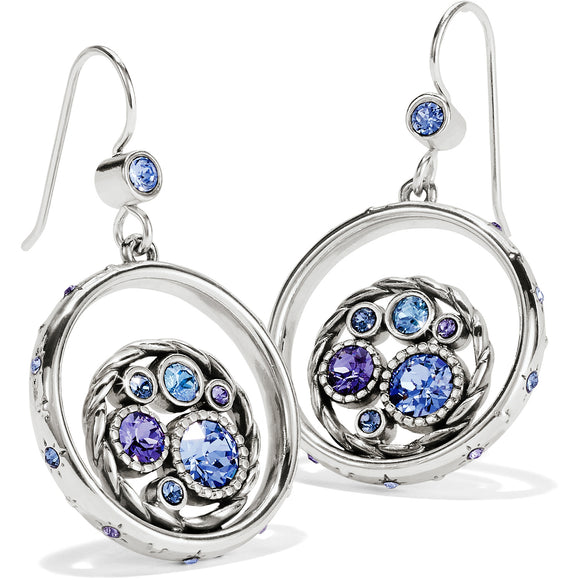 Brighton Halo Tauri French Wire Earrings