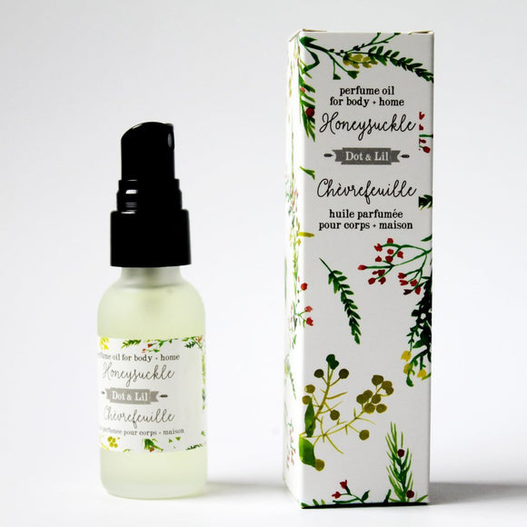 Dot & Lil Honeysuckle Perfume Oil