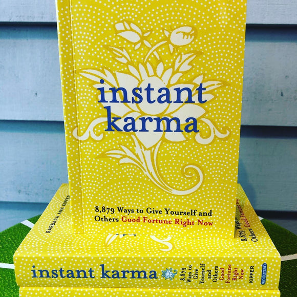 Instant Karma Book - Home & Gift - SierraLily