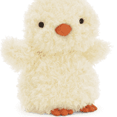 Jellycat Little Chick 7""