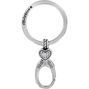 Heart Charm Key Fob - Home & Gift - SierraLily