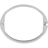 Ferrara Thin Hinged Bangle - Jewelry - SierraLily