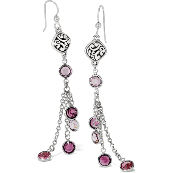 Brighton Elora Gems French Wire Earrings