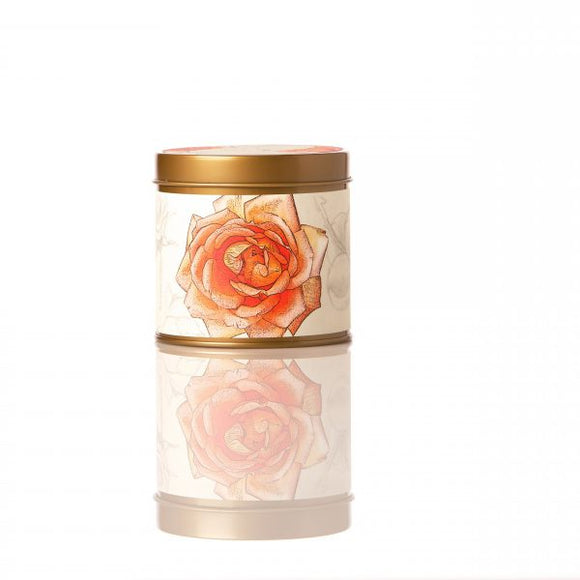 Rosy Rings Signature Collection Signature Tin - Apricot Rose - Home & Gift - SierraLily