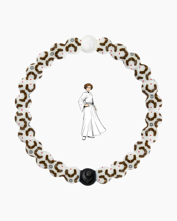 Star Wars Princess Leia Lokai Bracelet