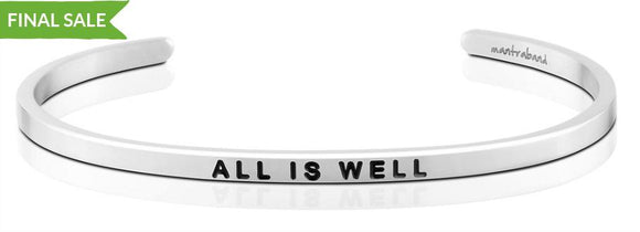 All Is Well MantraBand