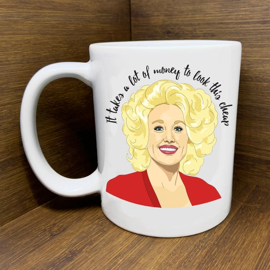 Citizen Ruth Dolly Parton Mug