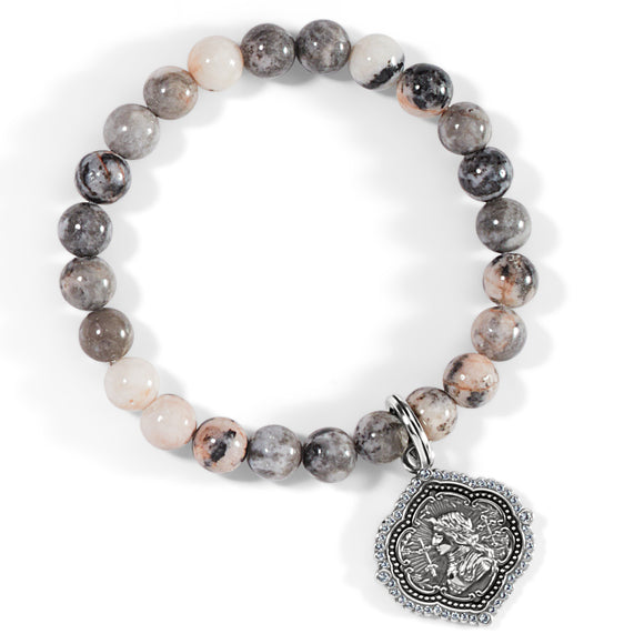 Brighton Joan Of Arc Stretch Bracelet