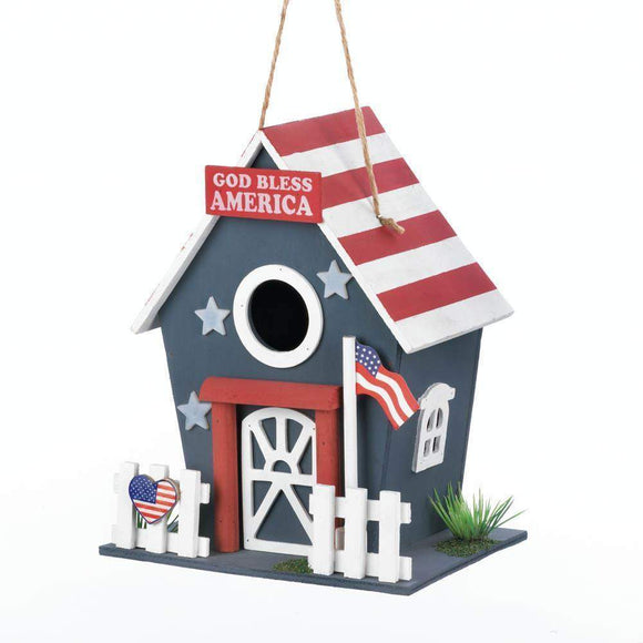 American Birdhouse-Bird Houses-LTM Endeavors Gifts