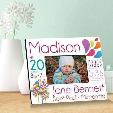 Baby Announcement Picture Frames-Picture frame-LTM Endeavors Gifts