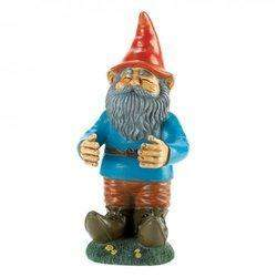 Beer Can Holder Gnome Statue-Cups and Mugs-LTM Endeavors Gifts