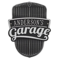 Car Grille Garage Plaque by Whitehall-Home Decor-LTM Endeavors Gifts