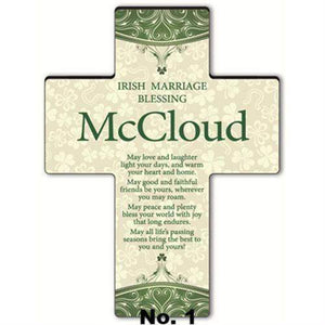 Classic Irish Cross-Home Decor-LTM Endeavors Gifts